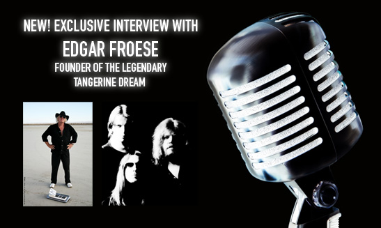 Edgar Froese / Tangerine Dream